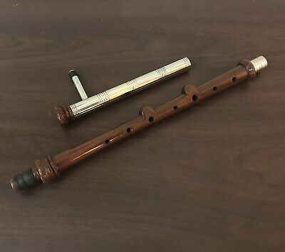 Geoffrey | Irish Uilleann Practice set | bagpipe | 2 reed set, Carry bag | UR5
