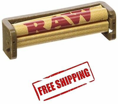 Joint Roller Raw Herb Hemp Plastic Cigarette Rolling Machine Straight Roller