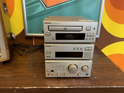 Onkyo A-905 Amplifier / T-405R Tuner / C-705 CD Player