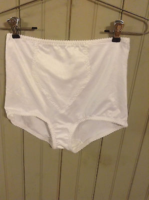 a4c8aba125 Wow!! Vintage Hanes Her Way white 3x large panty girdle