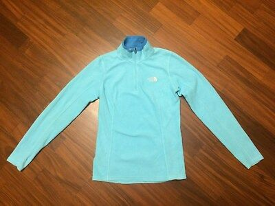 THE NORTH FACE -TNF- Felpa Donna/ Women's Fleece Pullover Travel Outdoor Hiking