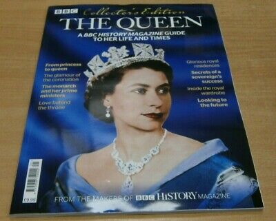 BBC History magazine Collector's Edition 2019 The Queen A guide to her life