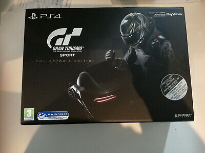 gt gran turismo sport edition collector collector's ps4 ps 4 playstation 4 neuf