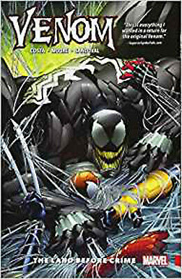 Venom Vol. 2: The Land Before Crime, Ron Lim,Tradd Moore,Mike Costa, Excellent B
