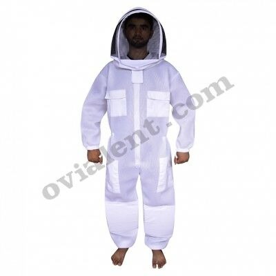 2 Layer Mesh Ventilated Super Cool Beekeeping Suit
