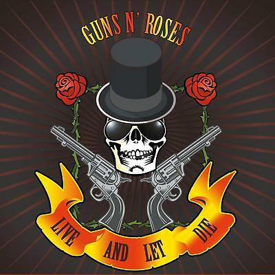 Guns N' Roses - Live And Let Die: 4 Cd Set