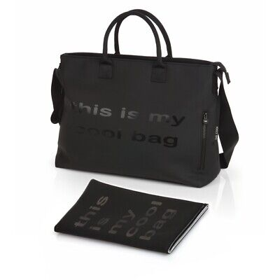 Borsa Fasciatoio Mamma Bag Be Cool col. Black