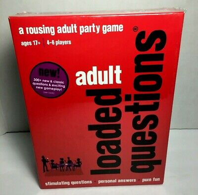 Can loaded questions adult version