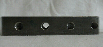 VERMEER CHIPPER KNIFE, Blade 81550 8 x 5 x  625 3 Hole