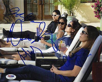 Devious Maids Cast Signed Autographed 8x10 Photo PSA/DNA COA