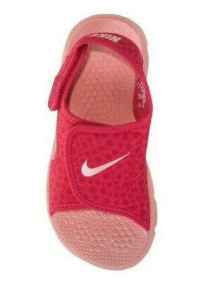 6a549d0af8aa Girls Nike sandals sunray adjust 4 little girls sandals athletic size 3 4  youth