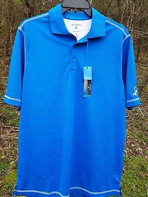 6d5a2268 NWT ANTIGUA MEN'S Size XXL Golf Polo Shirt PRF 72 Lite Desert Dry ...