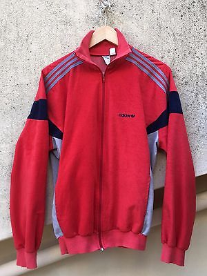 Vintage Adidas track jacket L versione originale anni '80 eighties