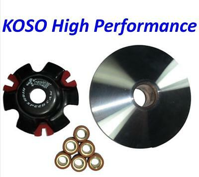 Coolster 150cc ATV 3150A1/B/D/DX/DX-2 Koso Front Clutch Variator - High Perf