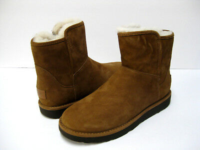 62f4d7cc0b9 UGG CLASSIC LUXE COLLECTION ABREE TALL BRUNO SUEDE Boot US 9 / EU 40 ...
