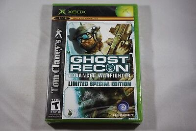 Tom Clancy's Ghost Recon Advanced Warfighter Limited (Microsoft Xbox) NEW Sealed