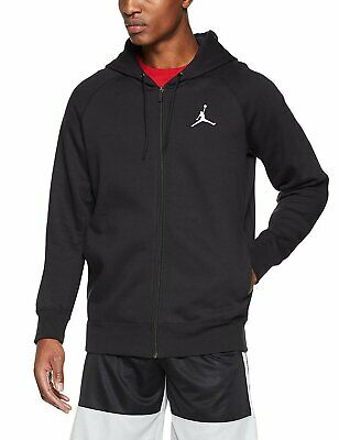 NWT Men/'s Nike Air Jordan Flight Graphic Fleece Full-Zip Hoodie 930523 091 m s