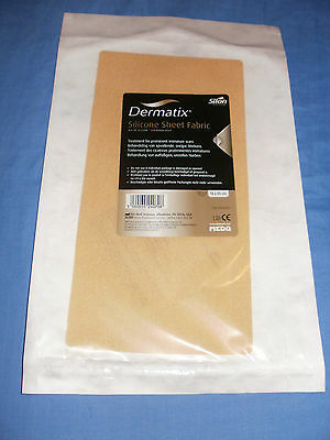 Dermatix Silicone Sheet Fabric Scars Treatment 13 x 25 cm