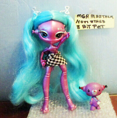 Altro Bambole Lovely Novi Stars Doll Bambola Mae Tallick Alien Original Monster