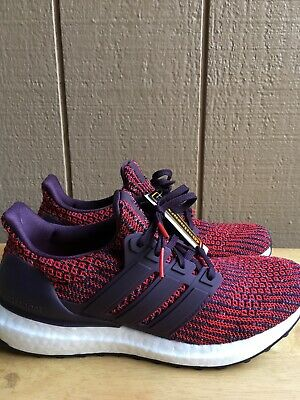 f0be3b2bb NEW ADIDAS ULTRA Boost Noble Red Noble Red Core Black DB1429 Size 7 ...