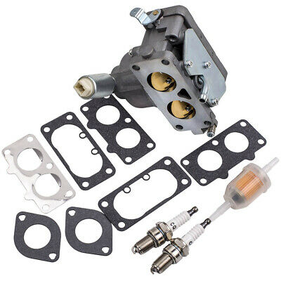 Carburetor for Briggs & Stratton 791230 799230 699709 499804 with Gaskets
