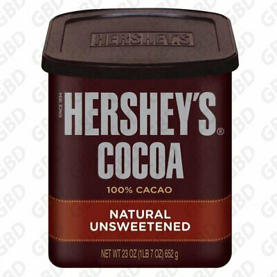 Hershey's Cocoa Natural Unsweetened 650g
