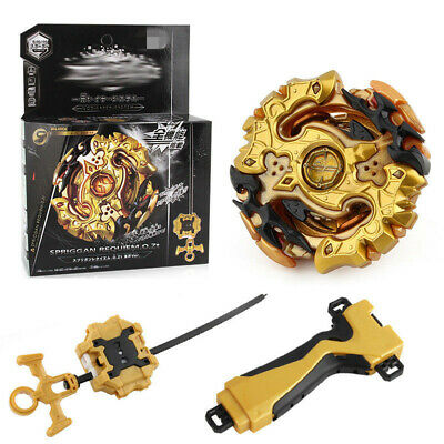 Beyblade Burst Play Set Power B-100 Spriggan Requiem.0..Zt W/L-R Launcher Grip