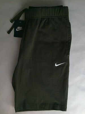 3f7ed9c58a7fe5 NIKE Crusader Shorts M New With Tags Mens Jersey Jogging Gym Workout Short  Olive