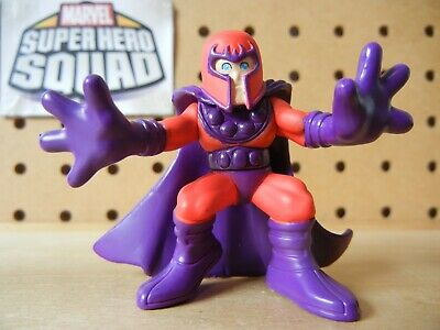 Marvel Super Hero Squad Magneto X Men from 4 Pack