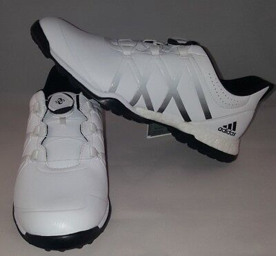 newest a3468 4f2e5 Adidas W Adipower Boost BOA Golf (shoes with a spikeless bottom) size10  f33648