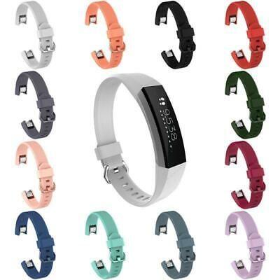 Silicone Fitness Replacement Band Wrist Strap For Fitbit Alta HR Smart Watch