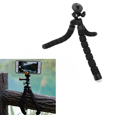 Portable Mini Flexible Tripod Stand Mount Holder For Gopro Camera/SLR/DV