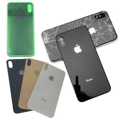 OEM Housing Glass Battery Cover Back Door Case For Apple iphone XS Max XR XS