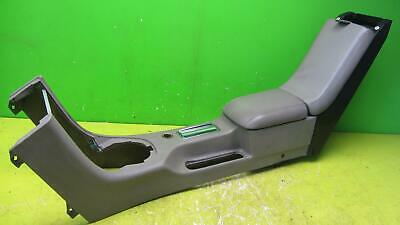 MG TF Sunstorm centre console Grey Leather LZA Trim code