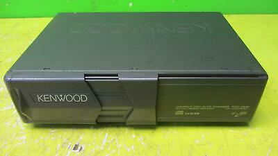 MG TF JAGUAR 6 Disc CD changer Kenwood KDC-C469 with cartridge