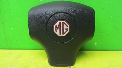 MG TF Right  Airbag 3 SPOKE DRIVERS AIRBAG (02-) 2 DOORS CONVERTIBLE BLACK 02-09