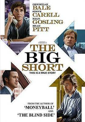 The Big Short (DVD) *DISC ONLY*