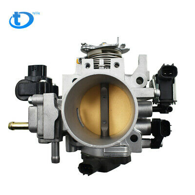 THROTTLE BODY 16400-PPA-A11 Fit For Honda CR-V Without Cruise Control THC2  02-05