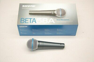 New!! SHURE BETA58A-X Supercardioid / Dynamic Microphone from Japan Import
