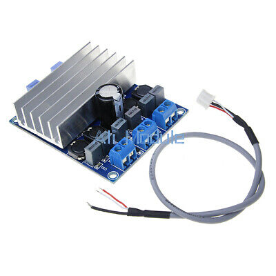 TDA7492 2 x 50W D Class High-Power Digital Amplifier Board AMP Board+ Radiator k