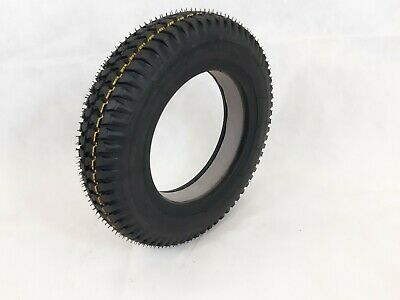 *NEW* SOLID 3.00-8 (300x8) Mobility Scooter tyre, (Good Care) BLACK.
