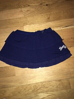 Girls Guess Skirt Age 1/1.5years