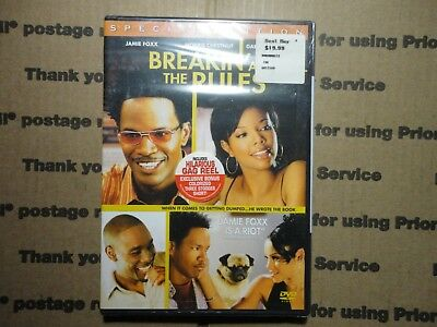 Breakin' All the Rules (DVD, 2004, Special Edition) BRAND NEW Jamie Foxx