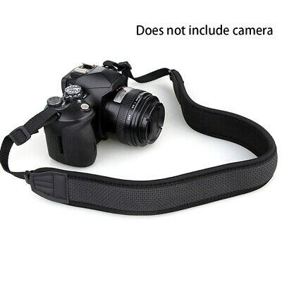 Camera Shoulder Neck Vintage Strap for Sony Nikon Canon DSLR Pentax Non-slip