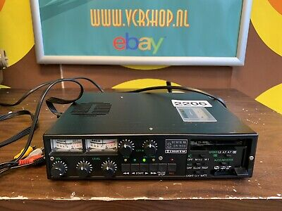 UHER CX1600 Dolby B NR Cassette Deck - Recorder / Player