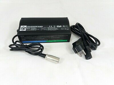 24v 5A (ORIGINAL) HP8204B MOBILITY SCOOTER WHEELCHAIR BATTERY CHARGER European