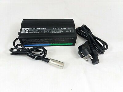 MOBILITY SCOOTER, WHEELCHAIR BATTERY CHARGER 24v 5A HP8204B ORIGINAL (European)