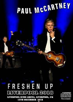 Paul McCartney Freshen Up in Liverpool 2018 3CD