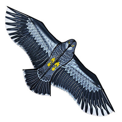 Eagle Shape Kite With A 30 Meter Free Kite Line Hard Winged Kite COOL