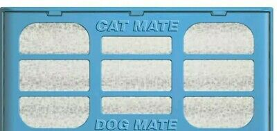 Catmate Dogmate Petmate Ethical Filter Kit X8 - save money and the planet.